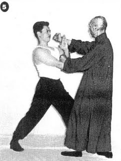 Like Bruce Lee, Chris Chan was a student of Yip Man